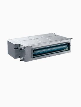 C1系列静音风管送风式空调机组